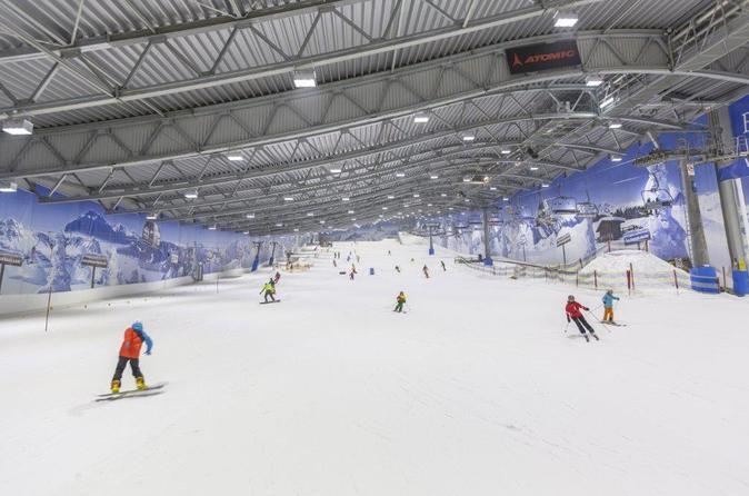 JEVER FUN SKI HALL Indoor Skiing Day Pass