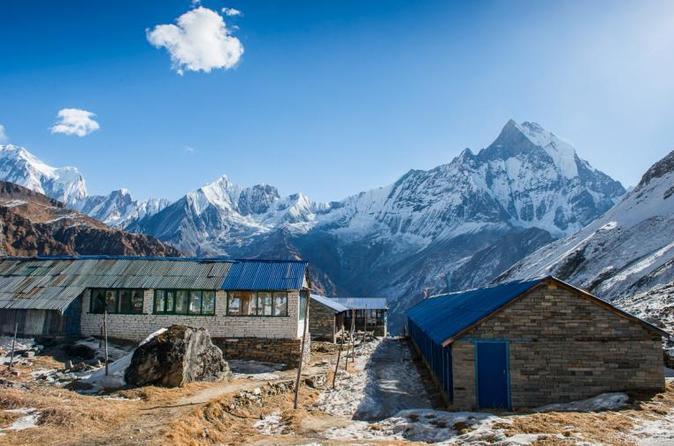 Annapurna Base Camp Trek - Pokhara
