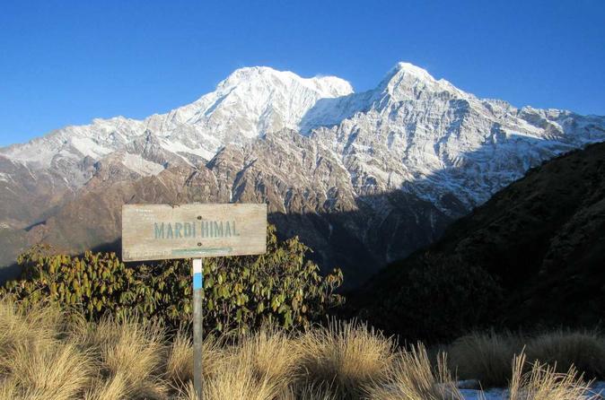 Mardi Himal Trek - Pokhara