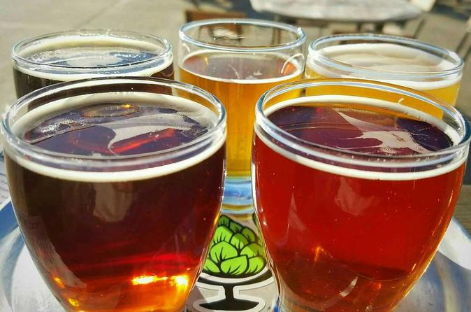 The Blue Collar Beer Tour - Alameda and San Leandro Breweries