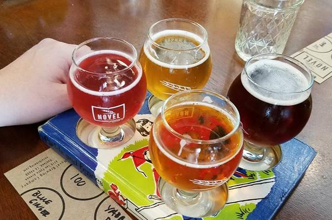 The Golden West Beer Tour - Oakland and Berkeley Breweries