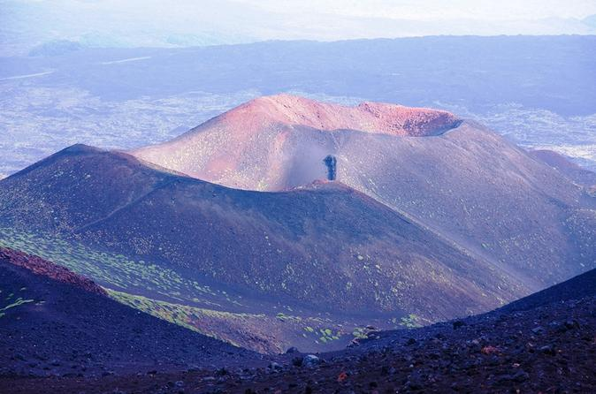Mount Etna and Alcantara Gorges Day Trip with Circumetnea Railway Ride