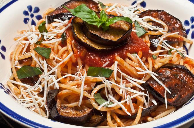 Sicilian cooking class in taormina in taormina 140143