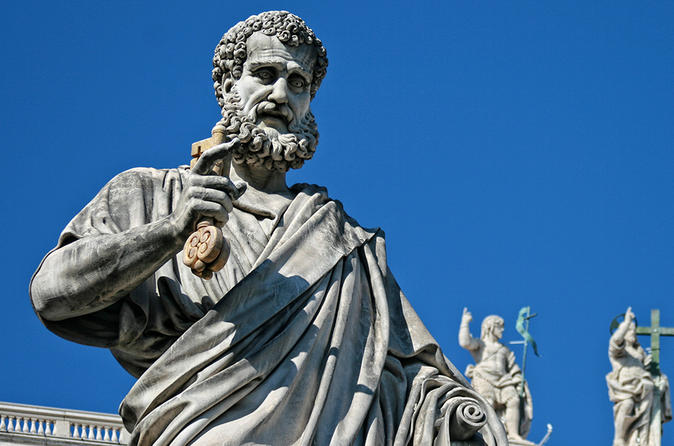 Private Vatican Guided Tour - Museums, Sistine Chapel & Saint Peter's Basilica