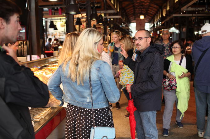 Private Food Tour Madrid