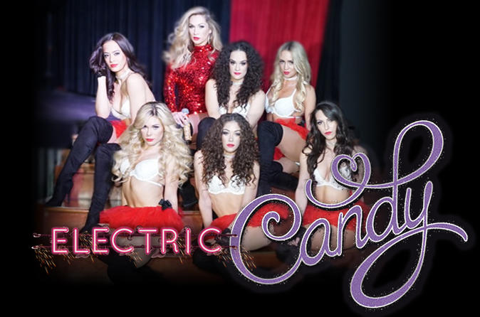 Electric Candy At Hooters Hotel And Casino - Las Vegas