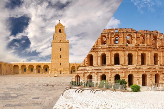 Kairouan and El Jem Small Group Private Tour from Tunis