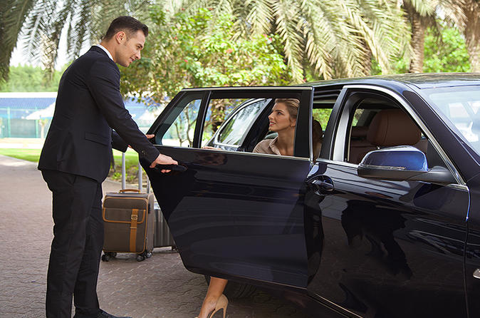 Private Departure Transfer: Tunis Hotels to Tunis Carthage Airport