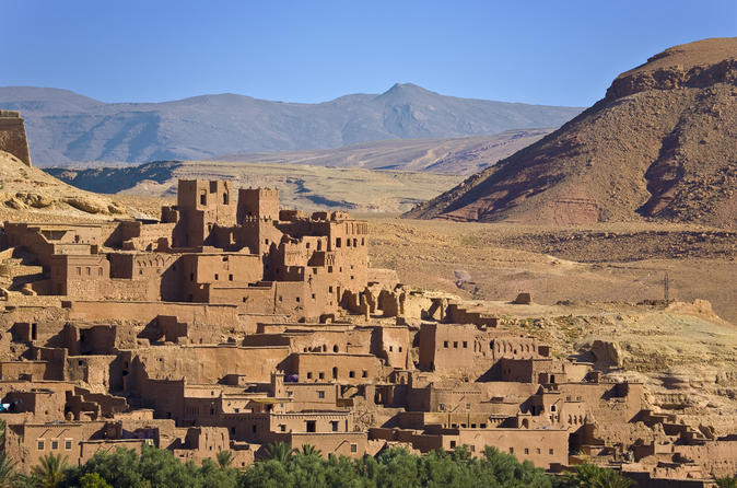Day trip from marrakech to atlas mountains and the ancient ait in marrakesh 142394