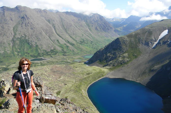 Chugach State Park Private Hiking Tour
