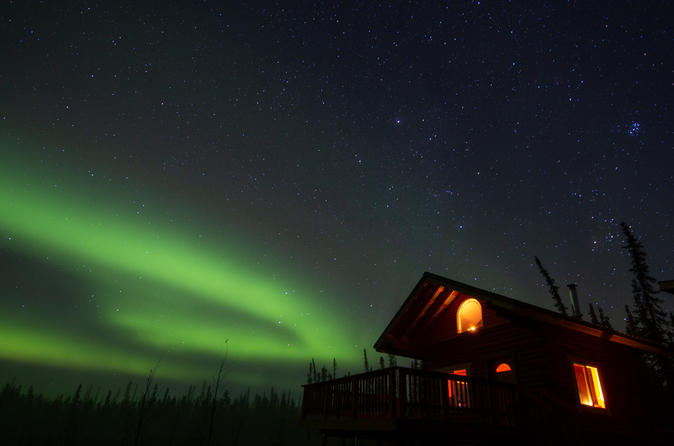 Fairbanks Northern Lights Tour