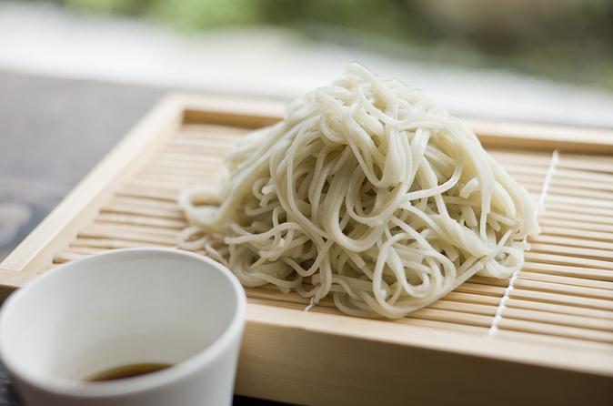 Aula de Culinária com o Chef da Academia Tsukiji Soba