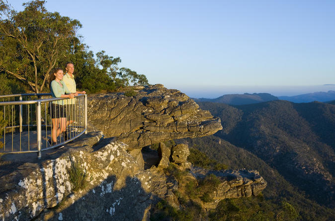 Grampians National Park Day Trip from Melbourne Including MacKenzie Falls