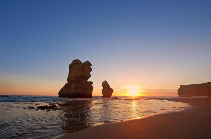 Viagem diurna para Great Ocean Road e 12 Apóstolos saindo de Melbourne