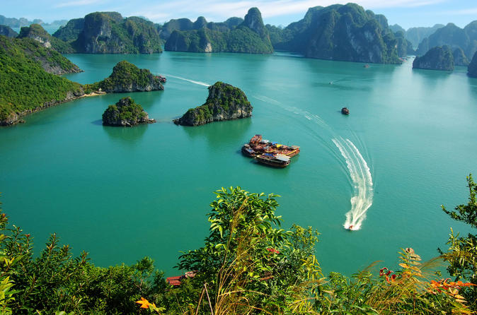 Full day halong bay with kayaking in hai phong 238981