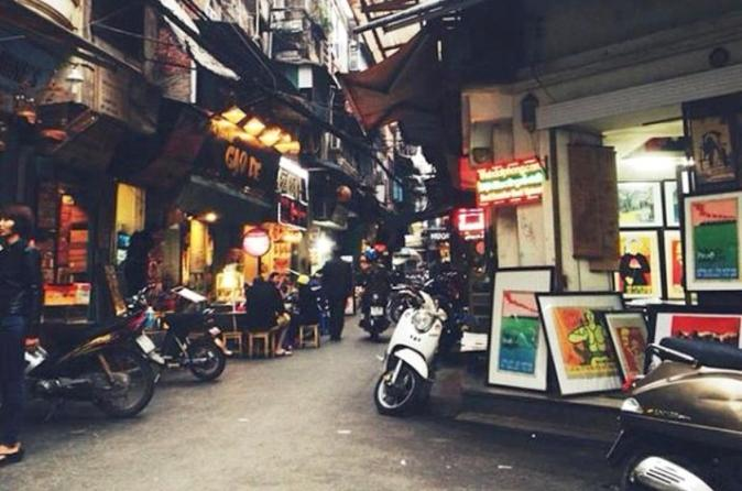 Hanoi Homevisit including Dinner and Transfers