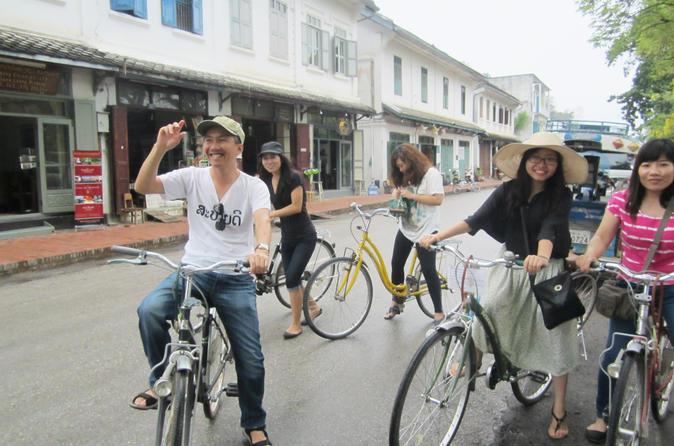 Luang prabang bike tour in luang prabang 284106
