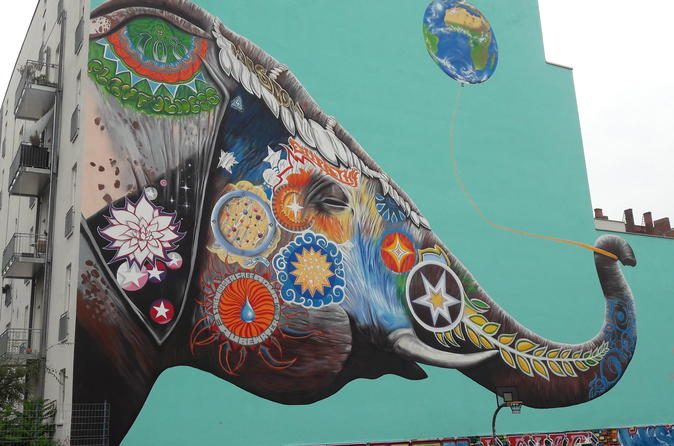 Private Street Art Tour - Off The Grid - Berlin