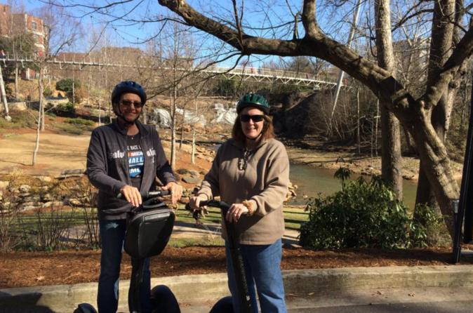 Greenville Haunted Segway Tour