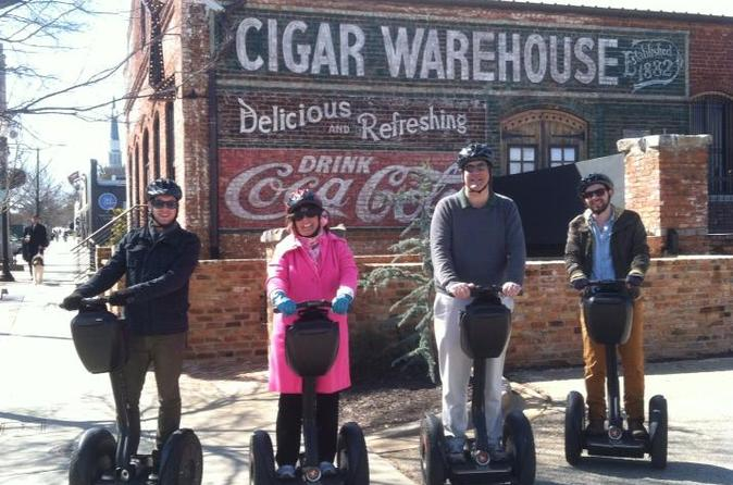Greenville segway tour in charlotte 145298