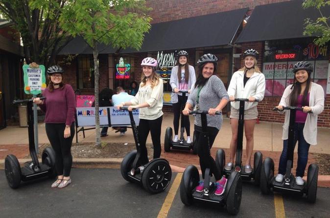Kansas City Segway Tour: Country Club Plaza Area