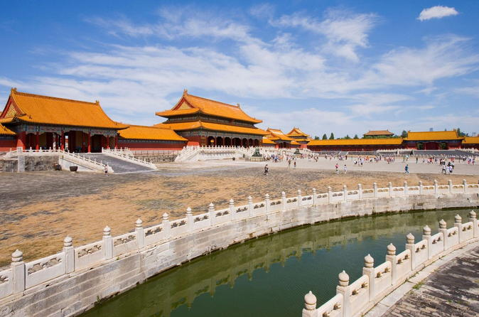 1-Day Beijing Highlights Trip from Shanghai Including Temple of Heaven, Forbidden City, and Hutongs