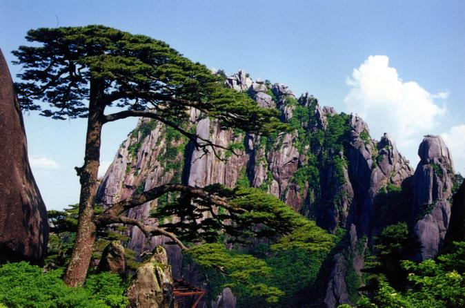 2 day huangshan sunset and sunrise tour in huangshan 193233