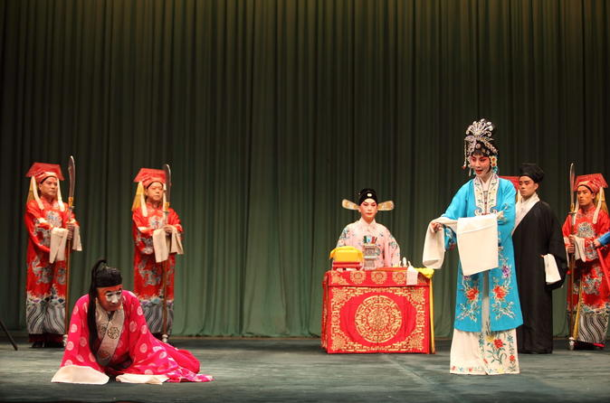 Beijing Private Tour: Peking Opera and Peking Duck Gourmet Dinner with Transfer