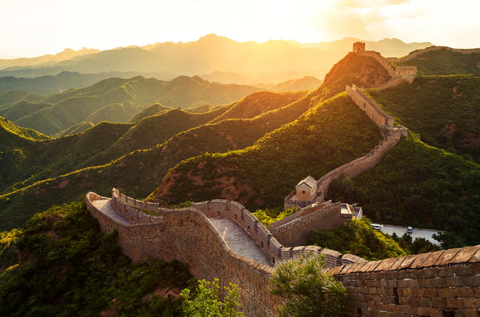 Combo Ticket: Simatai Great Wall And Gubei Water Town Plus Cable Car Rides - Beijing