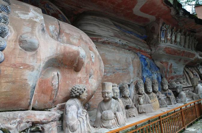 Day Tour: Incredible Ancient Dazu Rock Carvings in Chongqing