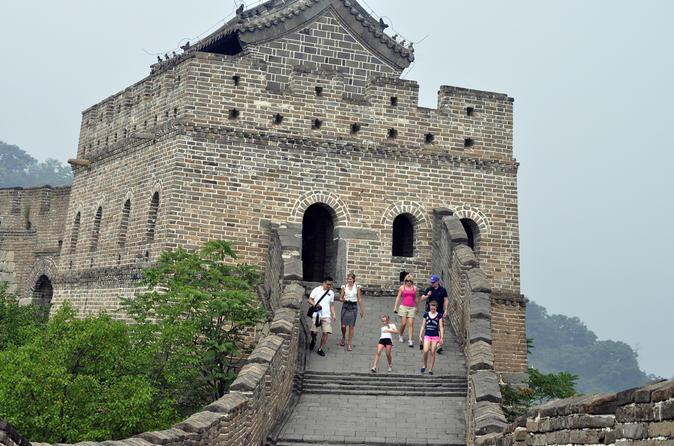 Exclusivo da Viator: Excursão à Grande Muralha em Mutianyu com piquenique e vinho