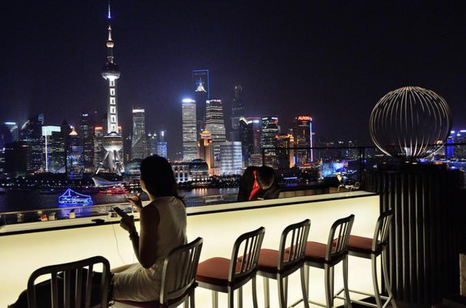 Excursão interna pela vida noturna de Xangai