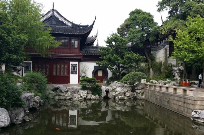 Excursion D Une Demi Journee De Shanghai Incluant Le Jardin Yuyuan