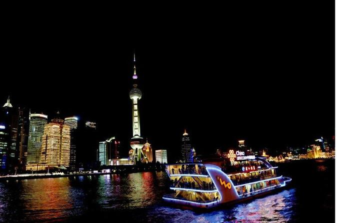Half-Day Tour of Shanghai including Yuyuan Garden and Huangpu River Cruise