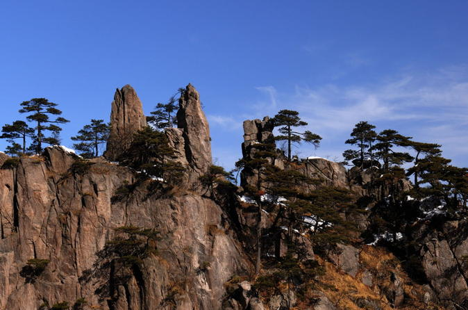 Huangshan Airport (TXN) Arrival Transfer to Huangshan Hotels with Huangshan Mountain Sightseeing