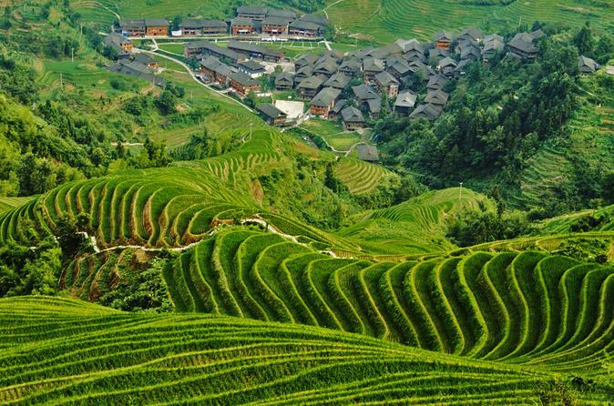 Incredible Longsheng Day Tour to Longji Rice Terraces and Zhuang Yao Culture from Guilin