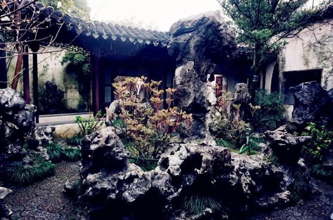 Lingering Garden Admission Ticket - Suzhou