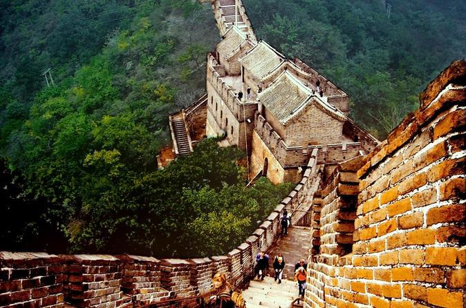 Mutianyu Great Wall Tour via Mini-Bus
