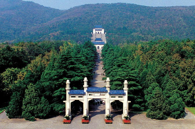 Nanjing Sightseeing Day Trip from Shanghai by Train