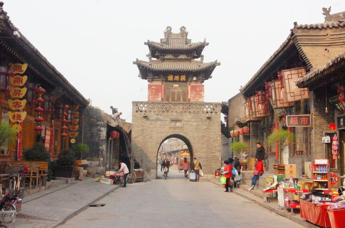 Overnight Stay Experience in Pingyao from Beijing Train Station including Accommodation