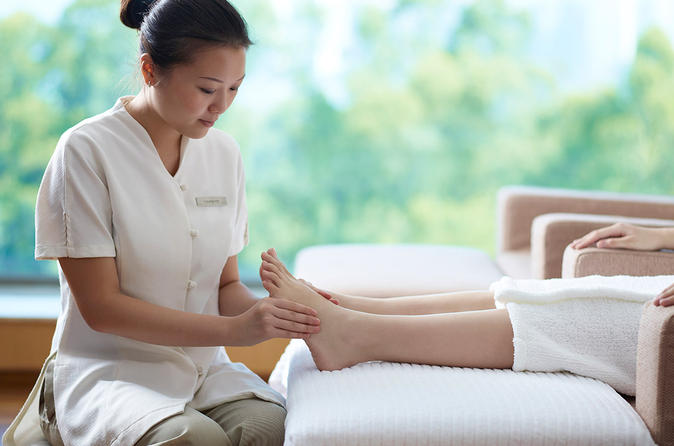 Guilin Put Up Your Feet: A Foot Massage Including Hotel Pickup in Guilin China, Asia