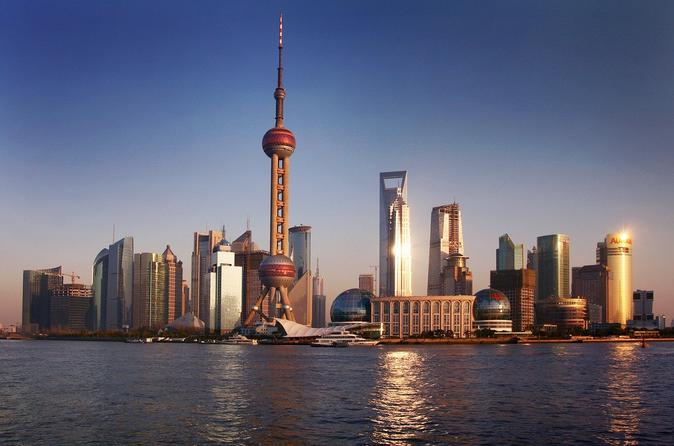 Shanghai Bus Tour: Yuyuan Gardens French Concession Tianzifang and The Bund