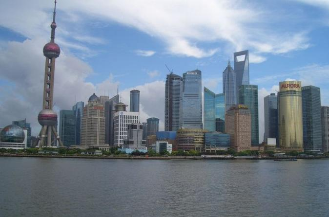 Shanghai Past and Future Day Trip from Beijing by Air