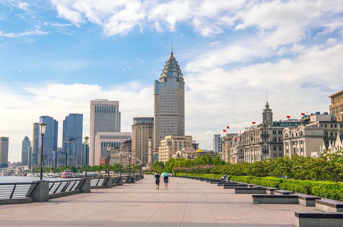 Shanghai Past and Future: Huangpu River Cruise and Shanghai Museum