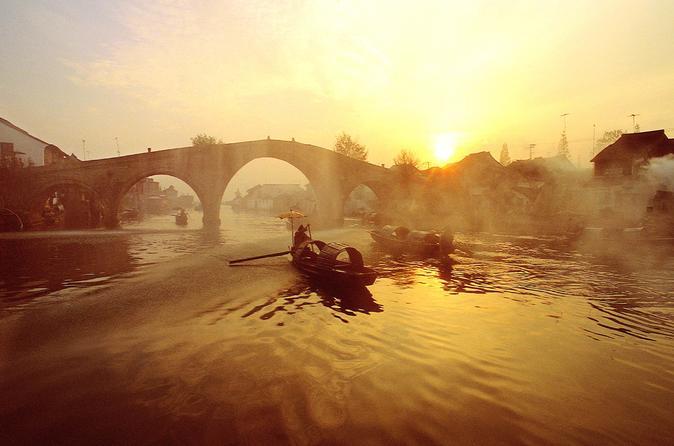 Shanghai Zhujiajiao Ancient Town Admission Ticket