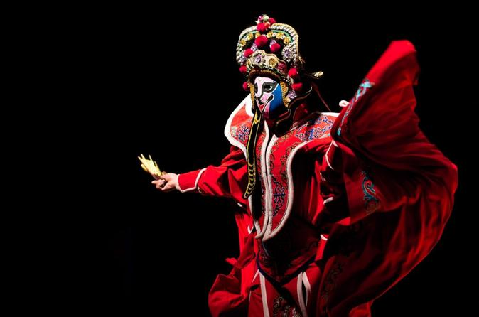 Sichuan Opera and Hot Pot Dinner in Chengdu