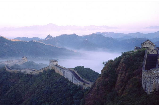 Small-Group Jinshanling Great Wall Hiking Bus Tour
