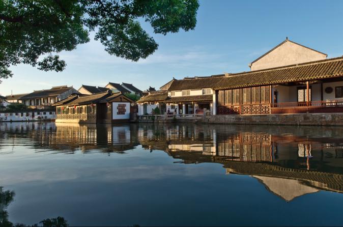 Tongli Water Town Admission Ticket - Suzhou