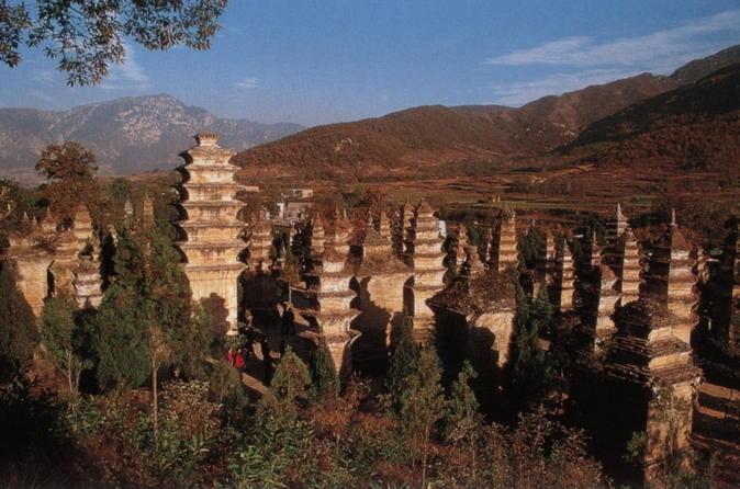 Two-Day Shaolin Temple and Longmen Grottoes Tour from Beijing