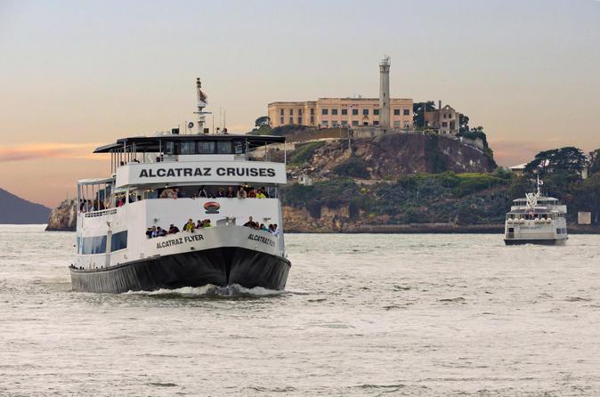 San Francisco City Tour with Alcatraz - Includes Official Alcatraz Tour